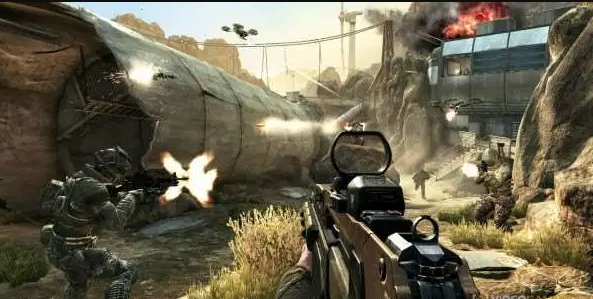 War Torrent'de Call of Duty World