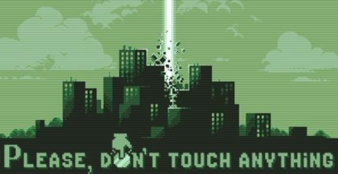 Please Don't Touch Anything Indir