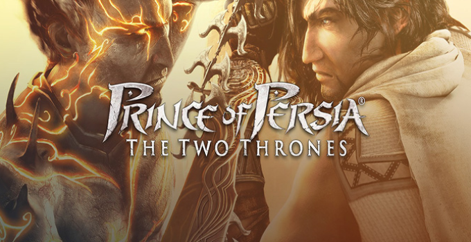 Prince Of Persia The Two Thrones Indir