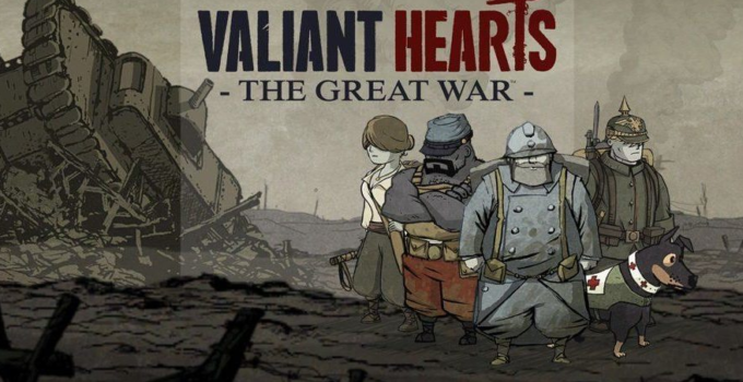 Valiant Hearts The Great War Indir
