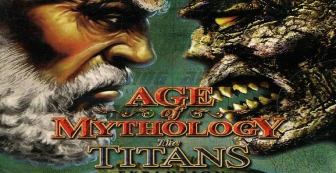 Age Of Mythology Titans Indir