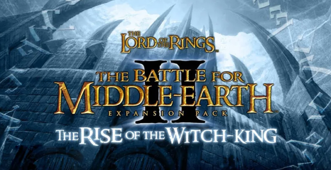 BFME 2 Rise Of The Witch King Indir