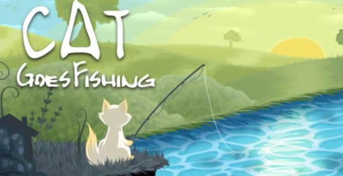 Cat Goes Fishing Indir