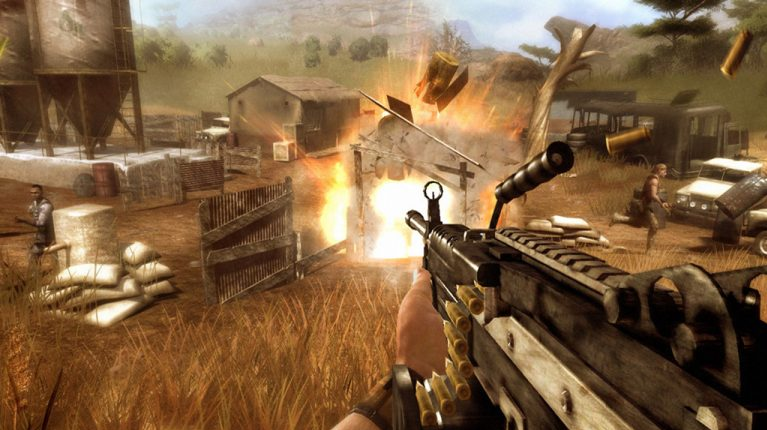 Far Cry 2 Torrentle İndir