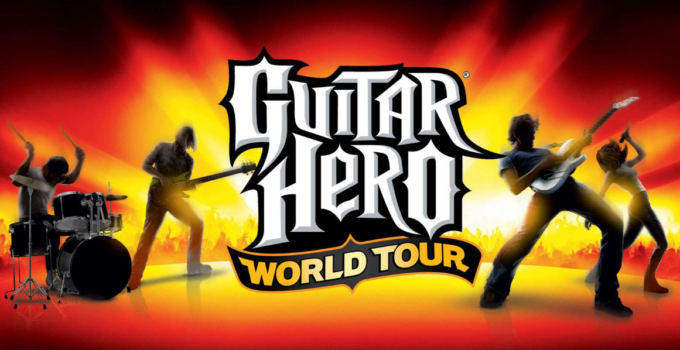 Guitar Hero World Tour Torrent Indir