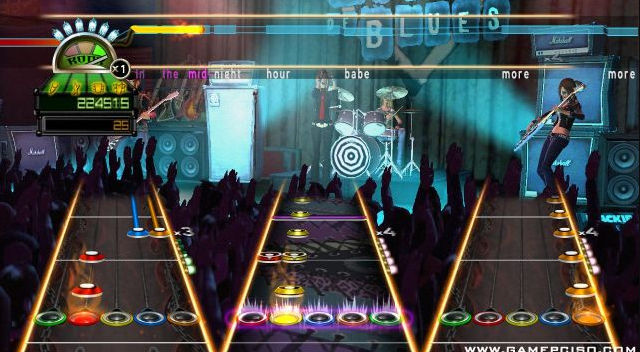 Guitar Hero Dünya Turu Torrent İndir