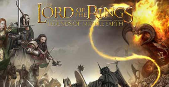 Lord Of The Rings Indir