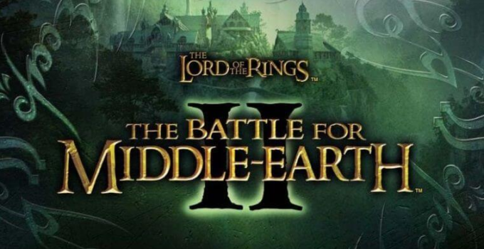 lord of the rings middle earth 2 torrentle indir