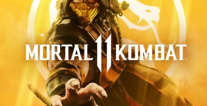 mortal kombat 11 torrent indir