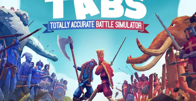 Totally Accurate Battle Simulator Torrent Indir