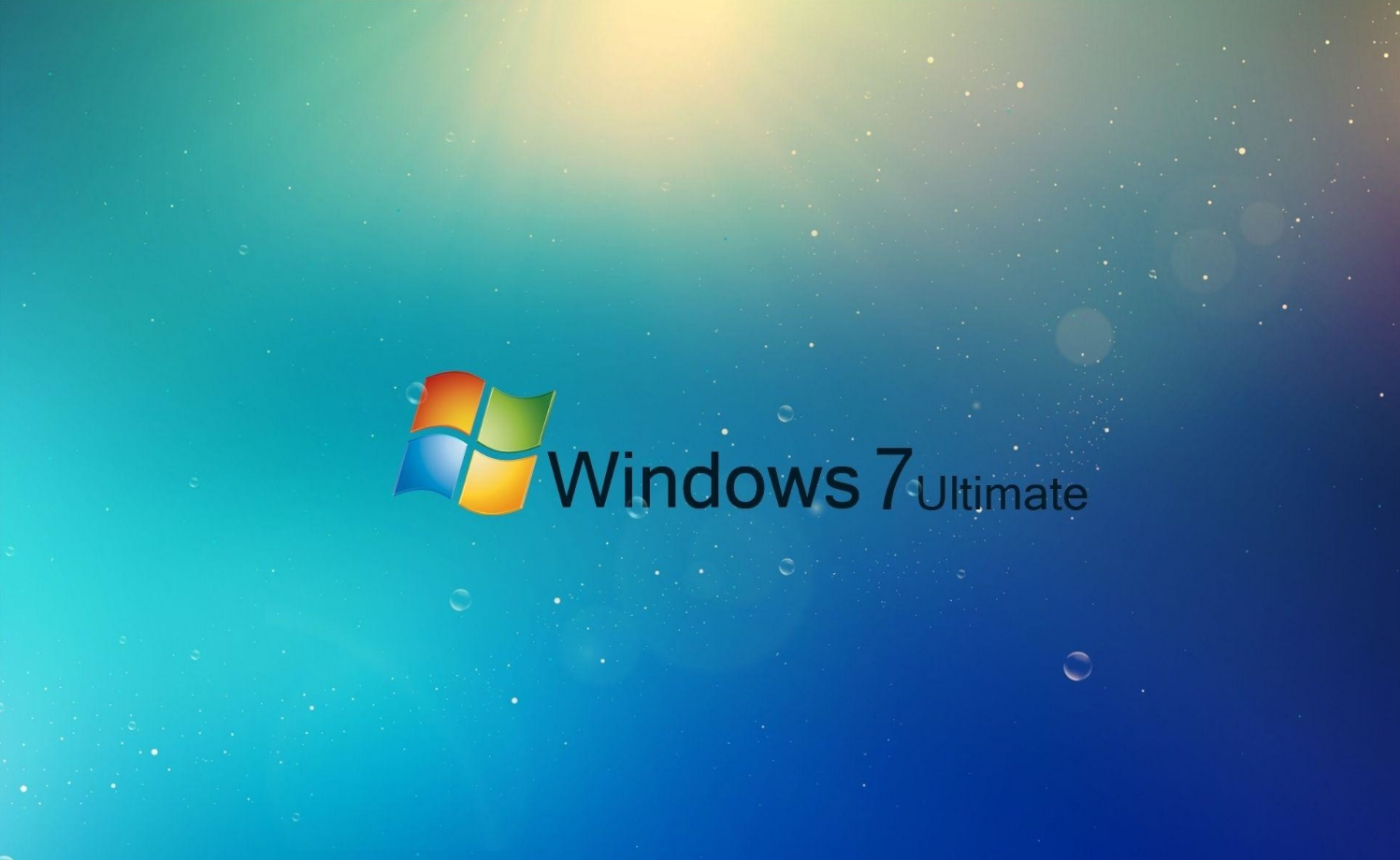 Download robusto do Windows 7 Ultimate