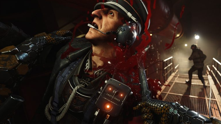 Wolfenstein 2 The New Colossus Torrent Indir