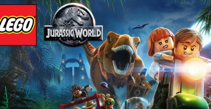LEGO Jurassic World Indir