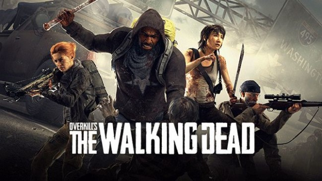 Overkill's The Walking Dead Indirin