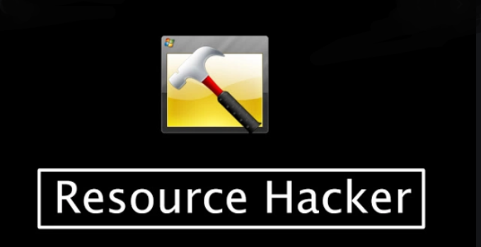 Resource Hacker Indir