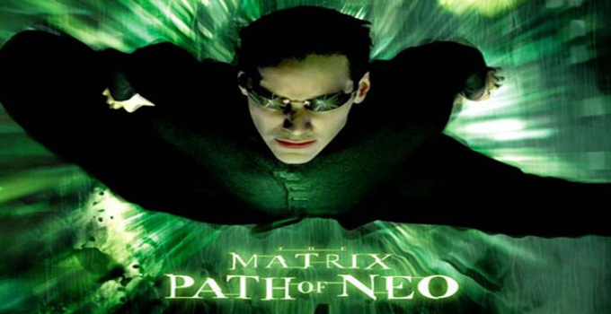 The Matrix Path of Neo Indir
